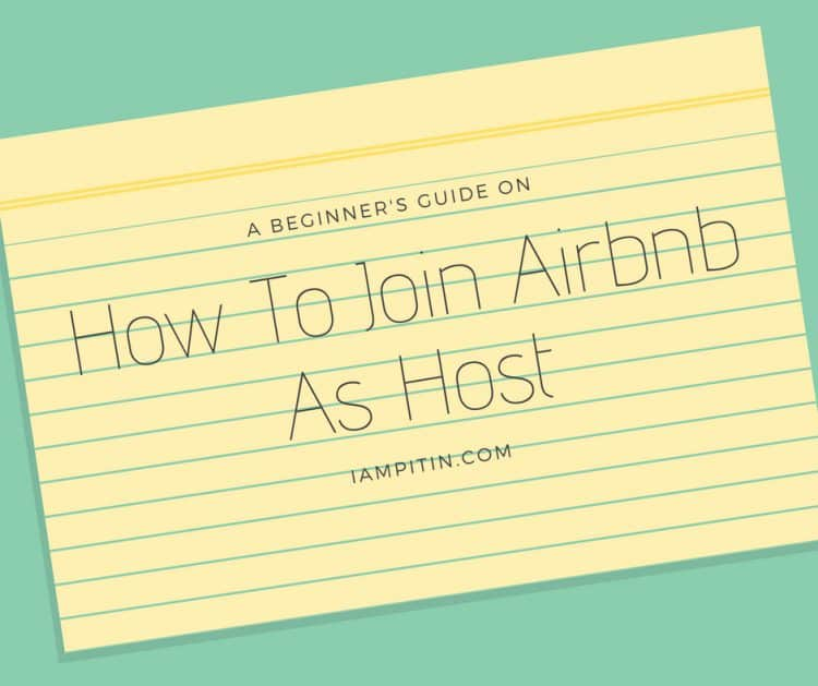 How To Join Airbnb As Host